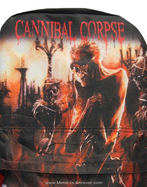 CANNIBAL CORPSE -カンニバル・コープス- TOMB OF THE MUTILATED 「殺鬼〜トゥーム・オブ・ミューティレイテッド」 リュックサック