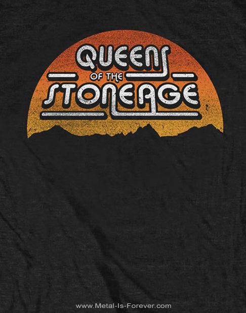 QUEENS OF THE STONE AGE (クイーンズ・オブ・ザ・ストーン・エイジ) SUNRISE 「サンライズ」 Tシャツ