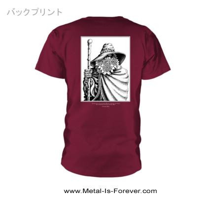 BURZUM -バーズム- RUNE 「ルーン」 Tシャツ(マルーン)