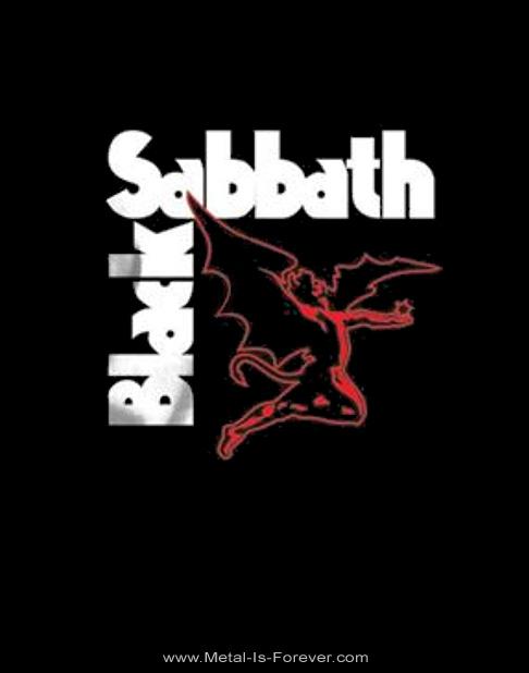 BLACK SABBATH -ブラック・サバス- CREATURE 「クリーチャー」 Tシャツ