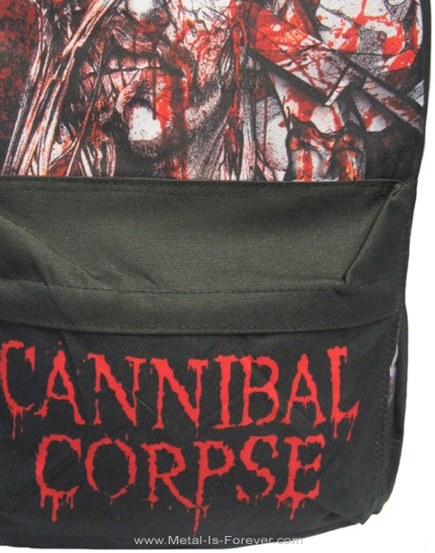 CANNIBAL CORPSE -カンニバル・コープス- STABHEAD 「スタブヘッド」 リュックサック