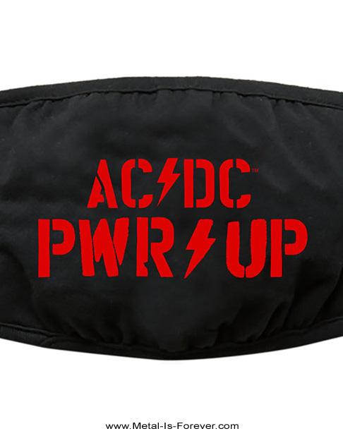 AC/DC (エーシー・ディーシー) POWER UP「パワーアップ」 マスク