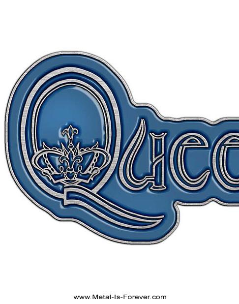 QUEEN (クイーン) LOGO 「ロゴ」 キーチェーン