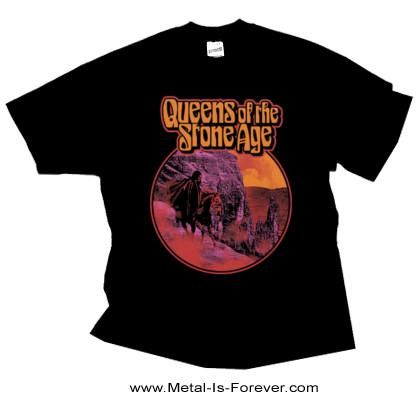 QUEENS OF THE STONE AGE (クイーンズ・オブ・ザ・ストーン・エイジ) HELL RIDE 「ヘル・ライド」 Tシャツ