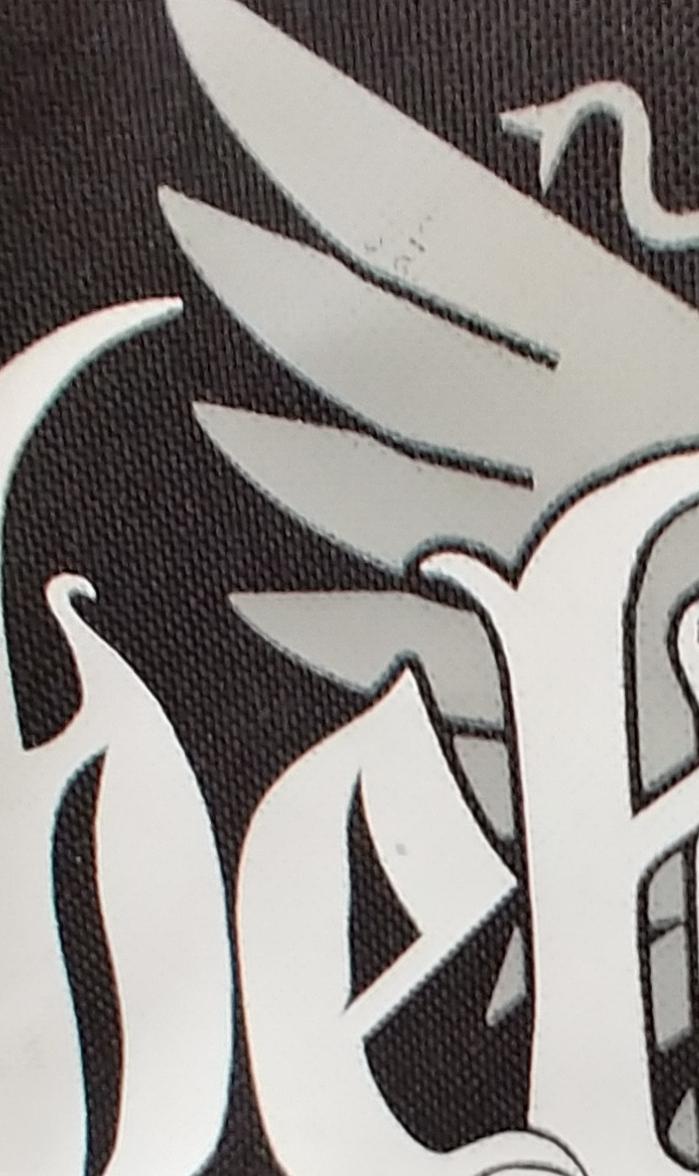 【在庫有り商品】BEHEMOTH -ベヒーモス- AT THE ARENA OV AION 「アット・ジ・アリーナ・オヴ・エイオン」 メッセンジャー バッグ