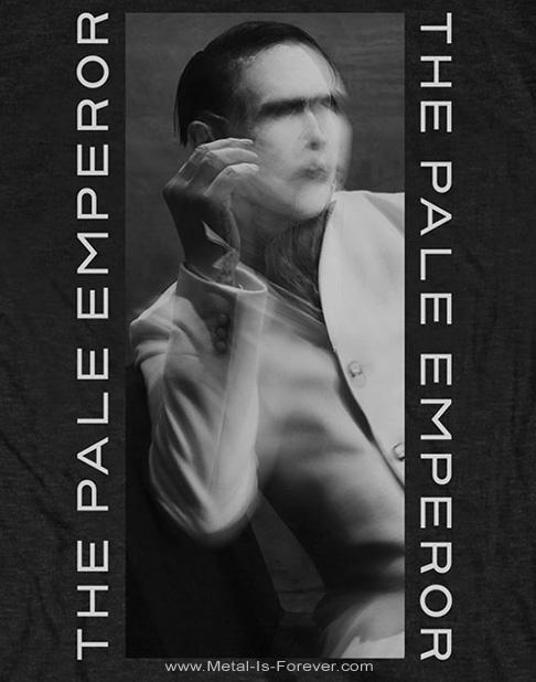 MARILYN MANSON (マリリン・マンソン) THE PALE EMPEROR 「ザ・ペイル・エンペラー」 Tシャツ