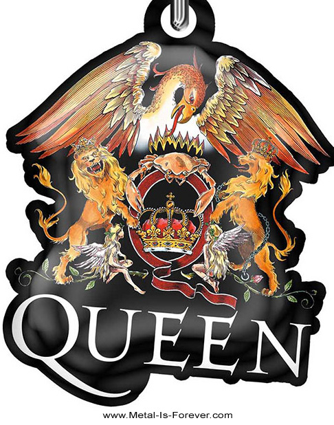 QUEEN (クイーン) CREST 「クレスト」 キーチェーン