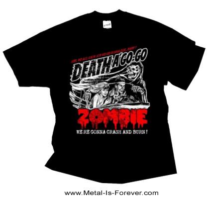 ROB ZOMBIE (ロブ・ゾンビ) ZOMBIE CRASH 「ゾンビ・クラッシュ」 Tシャツ