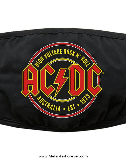 AC/DC (エーシー・ディーシー) HIGH VOLTAGE 「ハイ・ヴォルテージ」 マスク