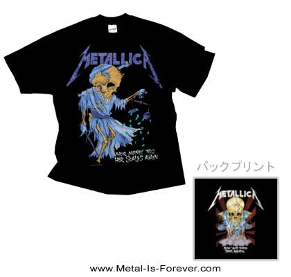METALLICA -メタリカ- DORIS 「ドリス」 Tシャツ
