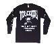【在庫有り商品】BLACK LABEL SOCIETY -ブラック・レーベル・ソサイアティ- BERSERKERS 「バーサーカーズ」 長袖Tシャツ Mサイズ【コレクターズアイテム】