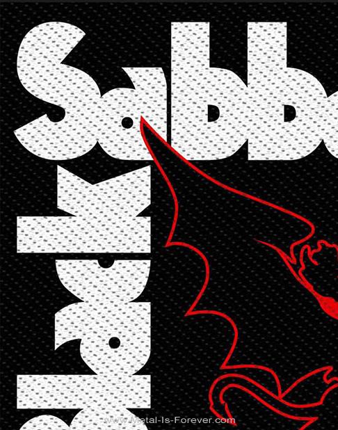BLACK SABBATH (ブラック・サバス) CREATURE 「クリーチャー」 ワッペン