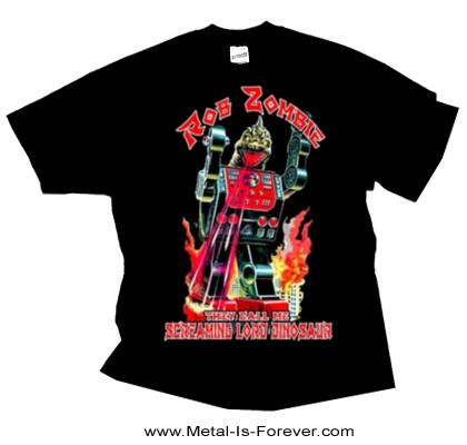 ROB ZOMBIE (ロブ・ゾンビ) LORD DINOSAUR 「ロード・ダイナソー」 Tシャツ