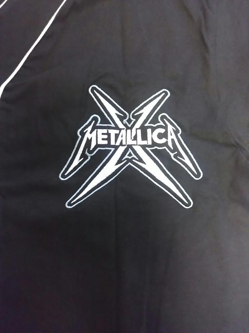 【在庫有り商品】METALLICA -メタリカ- 81 ベースボール・ジャージー Lサイズ