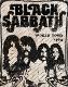 BLACK SABBATH (ブラック・サバス) WORLD TOUR 1978 「1978年ワールド・ツアー」 ワッペン