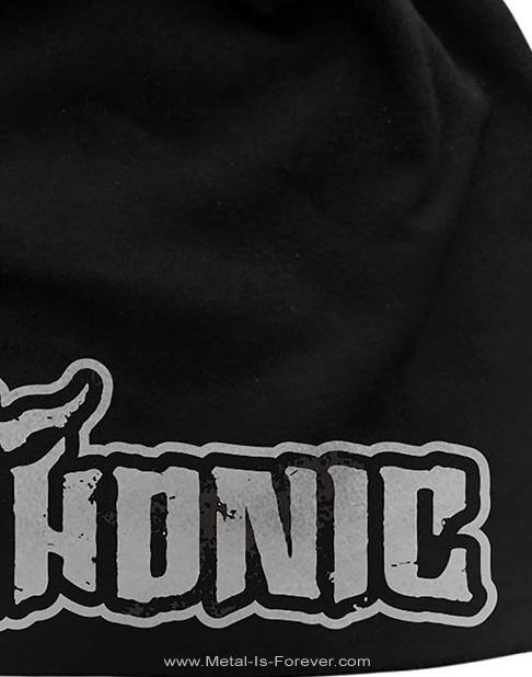 CHTHONIC (ソニック/閃靈樂團) LOGO 「ロゴ」 ニットキャップ(薄手)