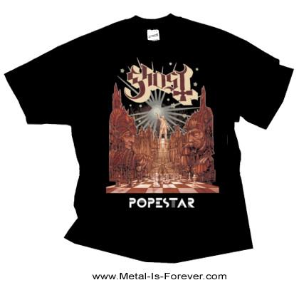GHOST -ゴースト- POPESTAR 「ポープスター」 Tシャツ