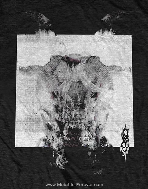 SLIPKNOT -スリップノット- DEVIL SINGLE - BLACK & WHITE 「デヴィル・シングル - ブラック・アンド・ホワイト」 Tシャツ