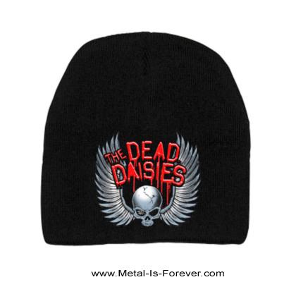 THE DEAD DAISIES -ザ・デッド・デイジーズ- WINGED SKULL 「ウイング・スカル」 ニットキャップ