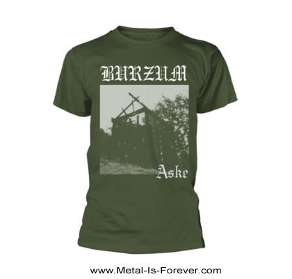 BURZUM (バーズム) ASKE 「アスク」 Tシャツ(カーキ)