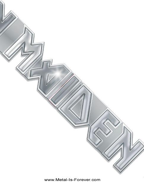 IRON MAIDEN (アイアン・メイデン) LOGO 「ロゴ」 キーチェーン