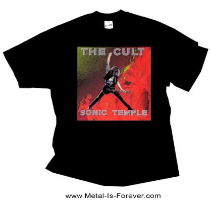 THE CULT (ザ・カルト) SONIC TEMPLE 「ソニック・テンプル」 Tシャツ