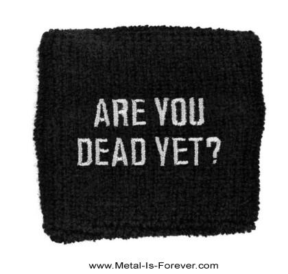 CHILDREN OF BODOM -チルドレン・オブ・ボドム- ARE YOU DEAD YET? 「アー・ユー・デッド・イェット?」 リストバンド