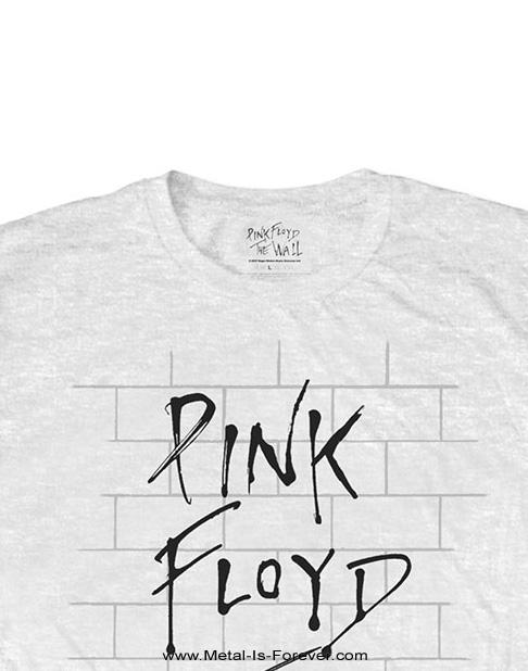 PINK FLOYD (ピンク・フロイド) THE WALL  「ザ・ウォール」 Tシャツ(白)