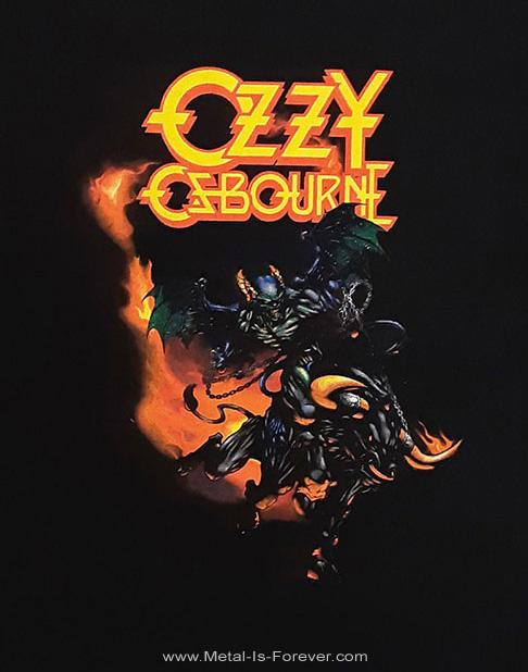 OZZY OSBOURNE (オジー・オズボーン) DEMON BULL 「デーモン・ブル」 キッズTシャツ