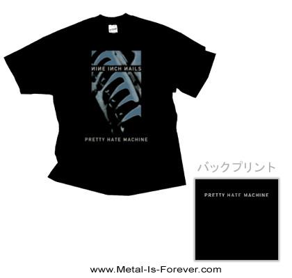 NINE INCH NAILS (ナイン・インチ・ネイルズ) PRETTY HATE MACHINE 「プリティ・ヘイト・マシーン」 Tシャツ