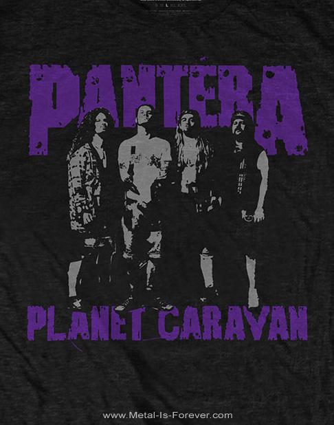PANTERA -パンテラ- PLANET CARAVAN 「プラネット・キャラヴァン」 Tシャツ
