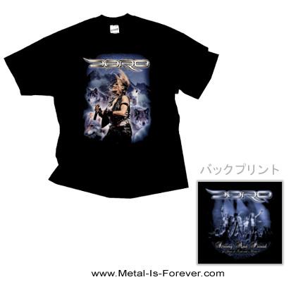 DORO -ドロ- WOLF 「ウルフ」 Tシャツ