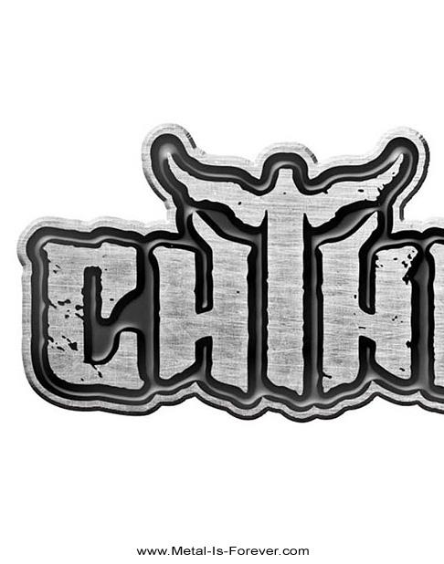 CHTHONIC (ソニック/閃靈樂團) LOGO 「ロゴ」 ピンバッジ