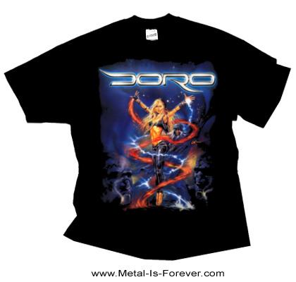 DORO -ドロ- RARE DIAMONDS 「レア・ダイアモンズ」 Tシャツ