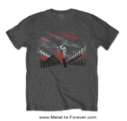 PINK FLOYD (ピンク・フロイド) THE WALL MARCHING HAMMERS 「ザ・ウォール・・マーチング・ハンマーズ」 Tシャツ(チャコールグレー)