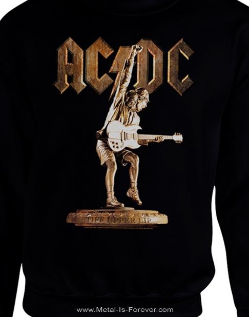 AC/DC (エーシー・ディーシー) STIFF UPPER LIP 「スティッフ・アッパー・リップ」 スウェット