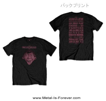 PINK FLOYD (ピンク・フロイド) RELICS 「ピンク・フロイドの道」 Tシャツ