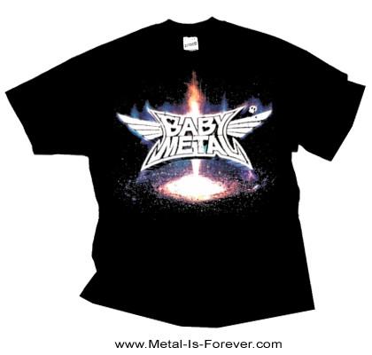 BABYMETAL -ベビーメタル- METAL GALAXY 「メタル・ギャラクシー」 Tシャツ