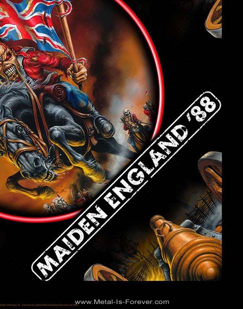 IRON MAIDEN (アイアン・メイデン) MAIDEN ENGLAND 「メイデン・イングランド」 バンダナ