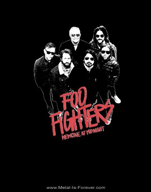 FOO FIGHTERS (フー・ファイターズ) MEDICINE AT MIDNIGHT PHOTO 「メディスン・アット・ミッドナイト・フォト」 Tシャツ