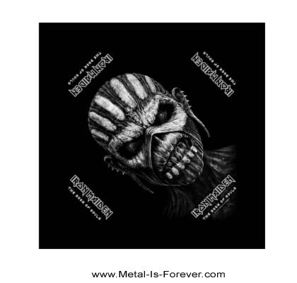 IRON MAIDEN (アイアン・メイデン) THE BOOK OF SOULS「魂の書〜ザ・ブック・オブ・ソウルズ〜」 バンダナ
