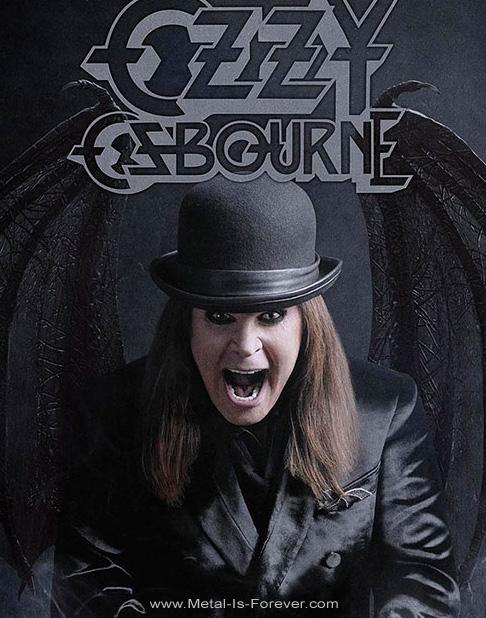 OZZY OSBOURNE (オジー・オズボーン) ORDINARY MAN「オーディナリー・マン」 布製ポスター