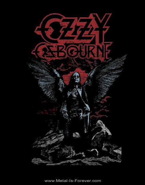 OZZY OSBOURNE -オジー・オズボーン- ANGEL WINGS 「エンジェル・ウイング」 Tシャツ