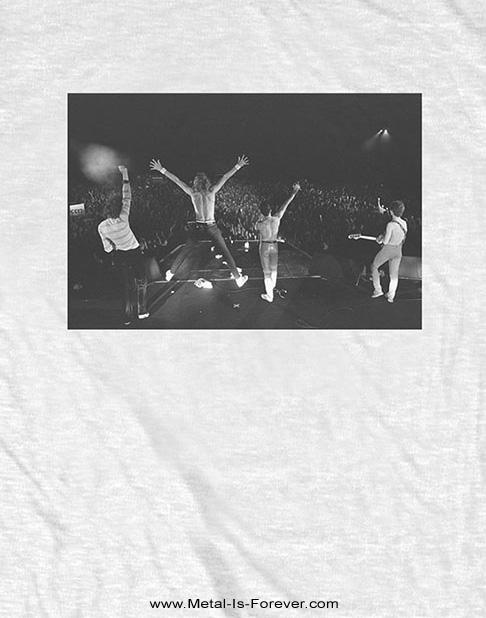 QUEEN -クイーン- CROWD SHOT 「クラウド・ショット」 Tシャツ(白)