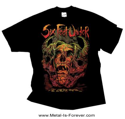 SIX FEET UNDER (シックス・フィート・アンダー) THE ENEMY INSIDE 「ザ・エネミー・インサイド」 Tシャツ