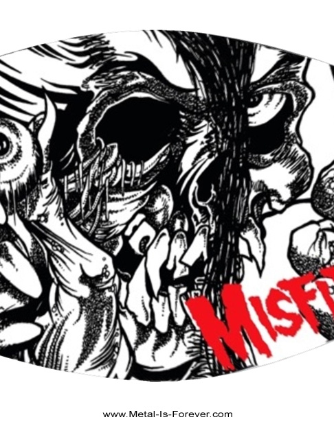 MISFITS (ミスフィッツ) EYEBALL 「アイボール」 マスク