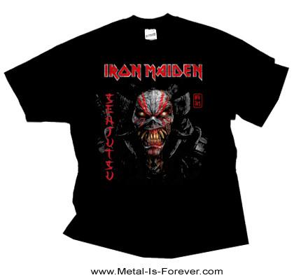 IRON MAIDEN (アイアン・メイデン) SENJUTSU 「戦術」 Tシャツ Ver.2