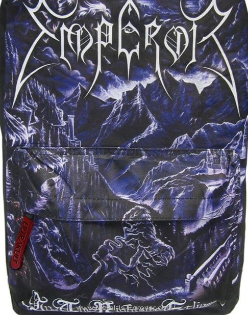 EMPEROR -エンペラー- IN THE NIGHTSIDE ECLIPSE 「闇の皇帝」 リュックサック
