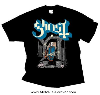 GHOST (ゴースト) INCENSE 「インセンス」 Tシャツ