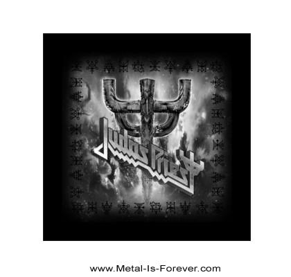 JUDAS PRIEST (ジューダス・プリースト) TRIDENT LOGO 「トライデント・ロゴ」 バンダナ